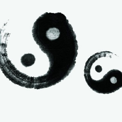 "Analysis map of traditional Chinese philosophy "" Yin and yang """